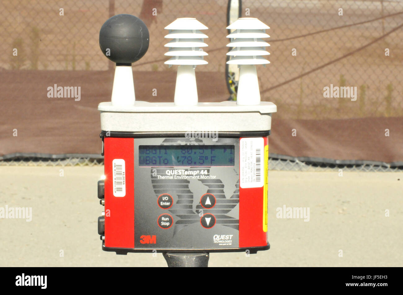 The Wet Bulb Globe Temperature Instrument Is Used To