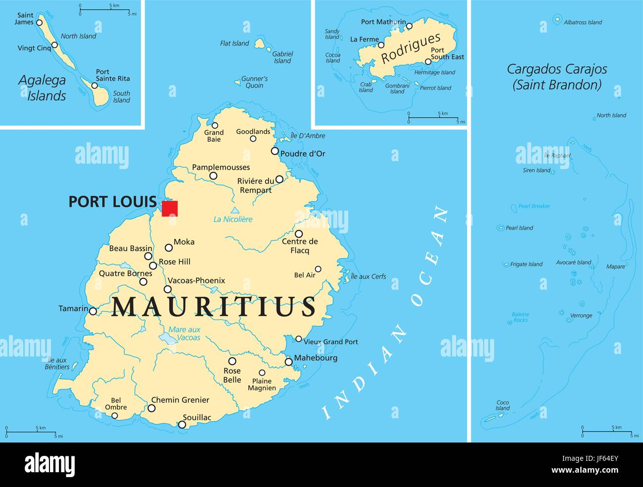 mauritius, map, atlas, map of the world, travel, africa