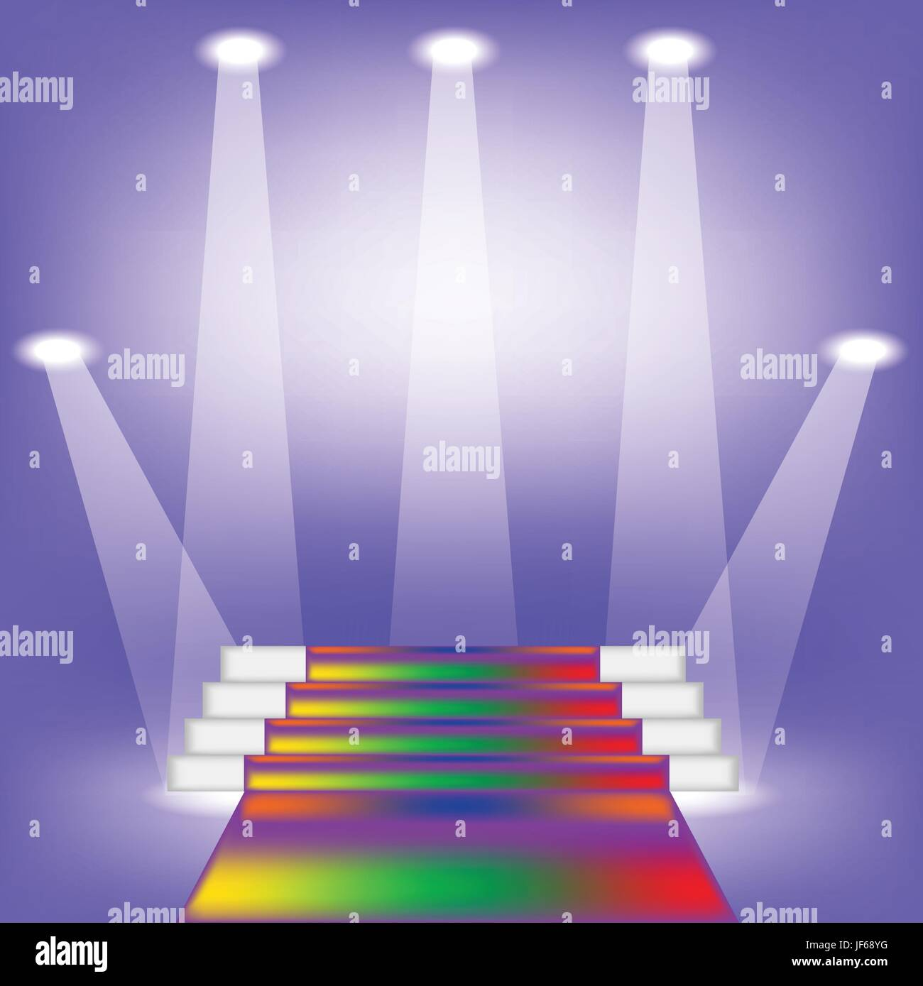 disco, blue, indicate, show, city, town, entertainment, concert, art, holiday, - Stock Vector