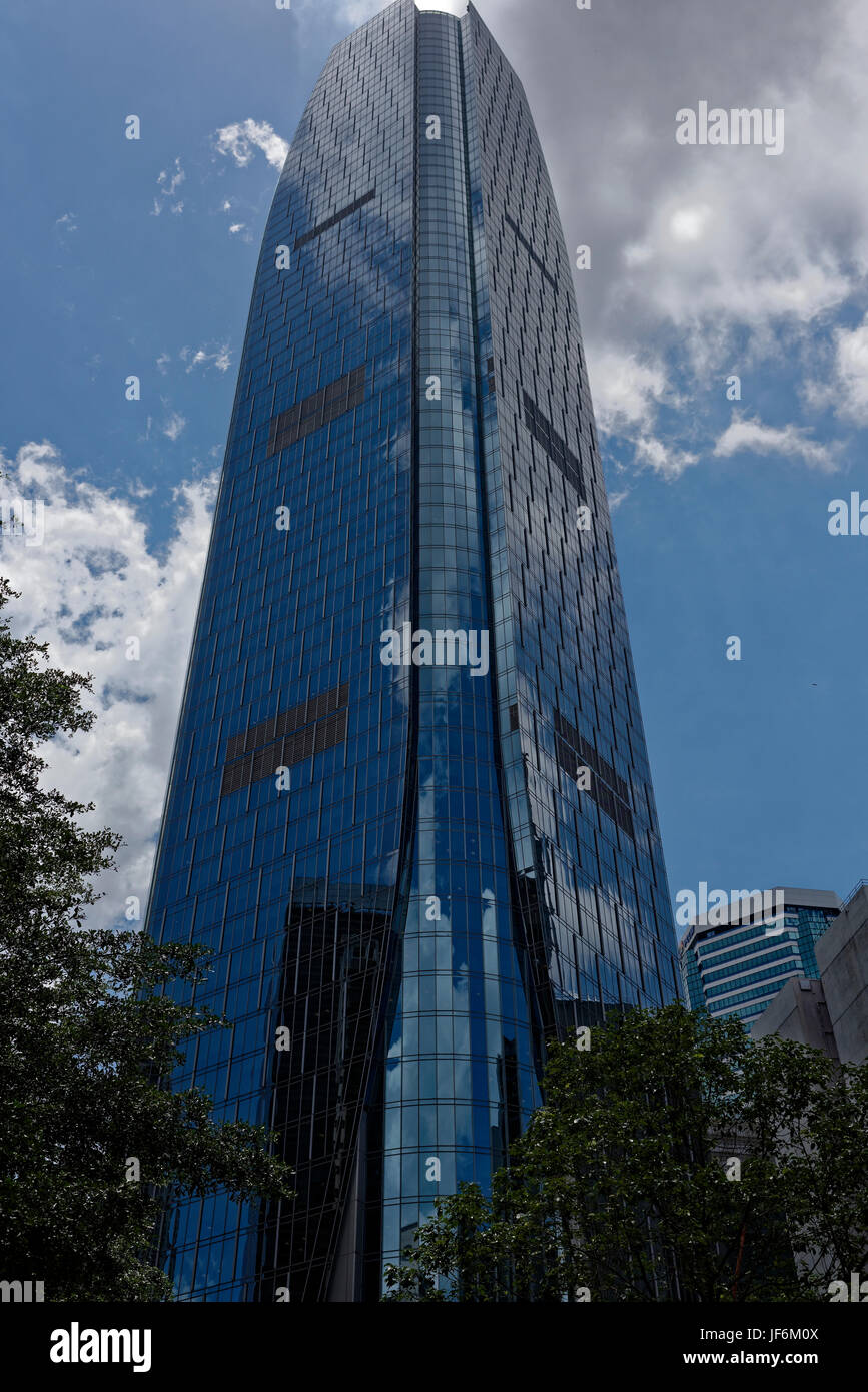 One Island East building - Stock Image