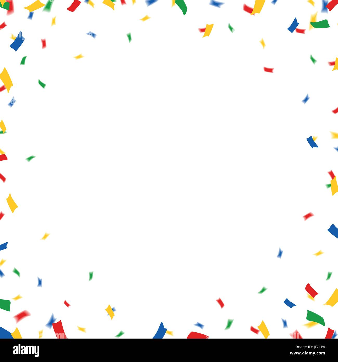 coloured, colourful, gorgeous, multifarious, richly coloured, party, - Stock Vector