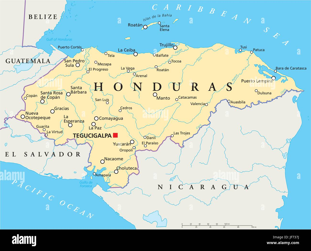 Travel honduras map atlas map of the world travel america travel honduras map atlas map of the world travel america central gumiabroncs Gallery