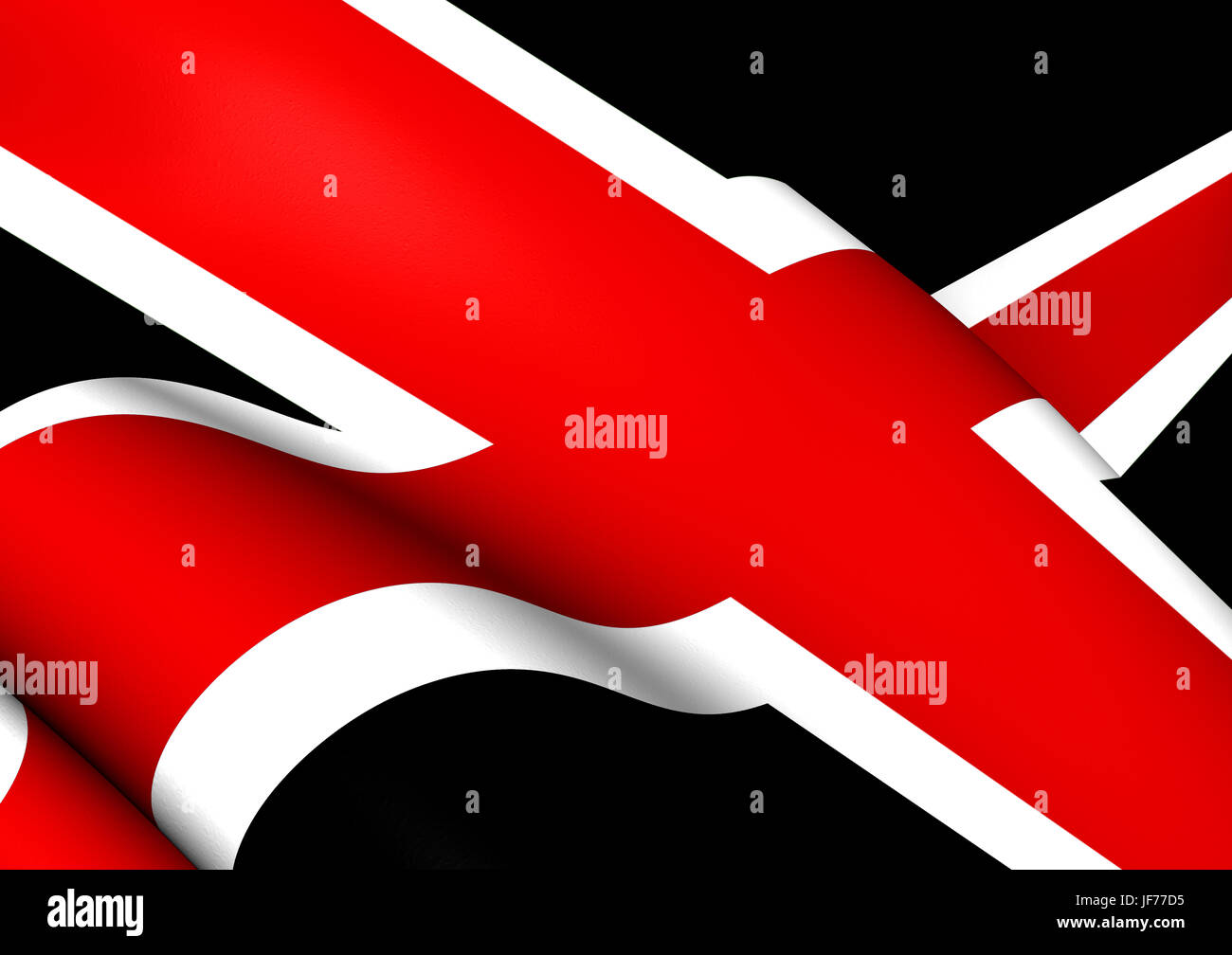 Flag Of Durham City England Stock Photo 147062305 Alamy