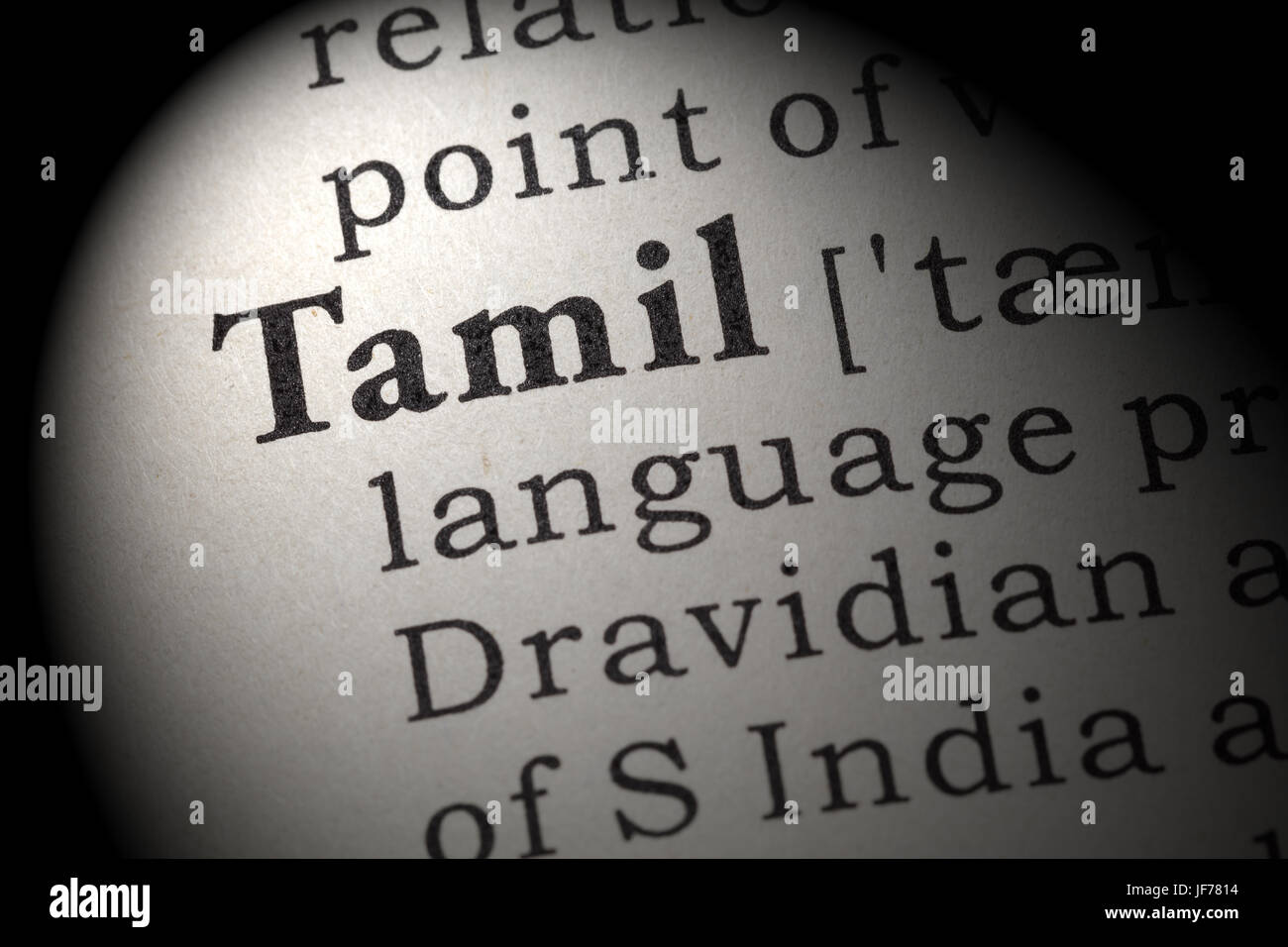Tamil Word Stock Photos & Tamil Word Stock Images - Alamy