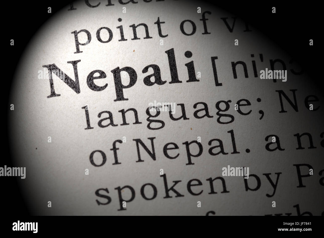 Nepali Language Stock Photos & Nepali Language Stock Images