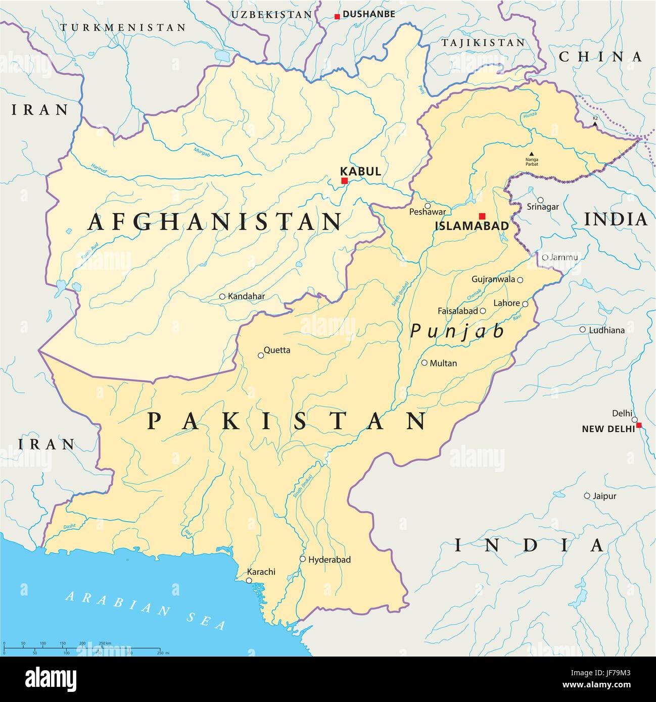 pakistan afghanistan map atlas map of the world india abstract country