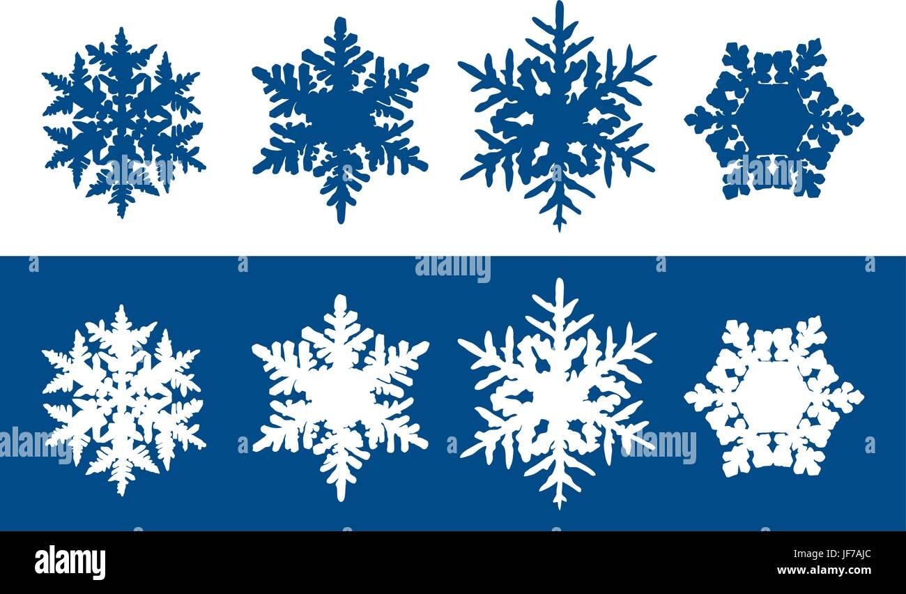 crystal, snowflake, icon, flake, hairline crack, snow, pictogram, symbol, - Stock Image