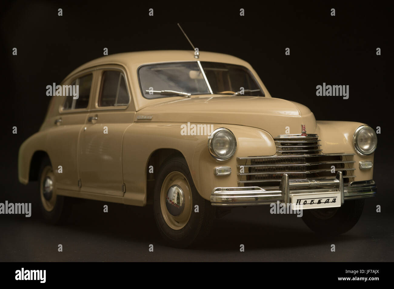 GAZ-52. The Soviet automobile industry really has something to be proud of
