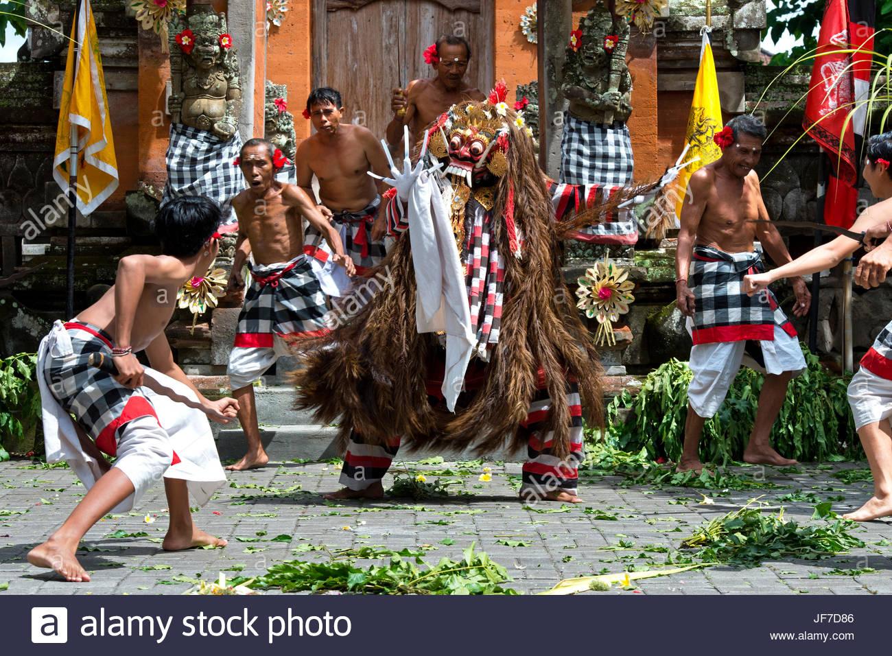 indonesia bali ubud barong and keris dance in the village of stock photo alamy https www alamy com stock photo indonesia bali ubud barong and keris dance in the village of batubulan 147066870 html