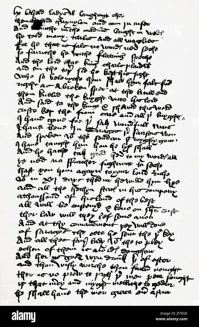 The Song of Roland'  ('La Chanson de Roland') 1090