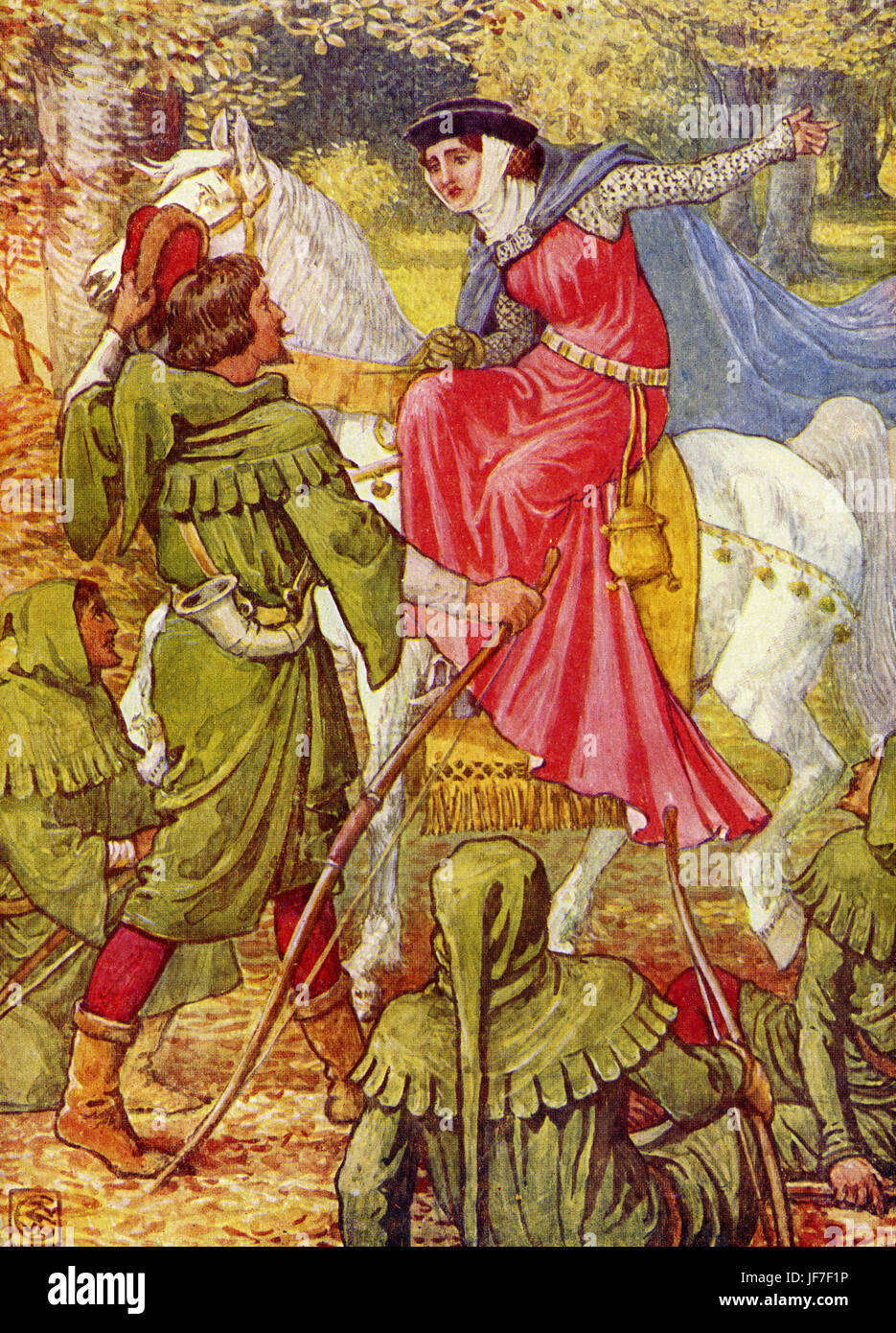 Lady Isabel and the Elf Knight - Wikipedia