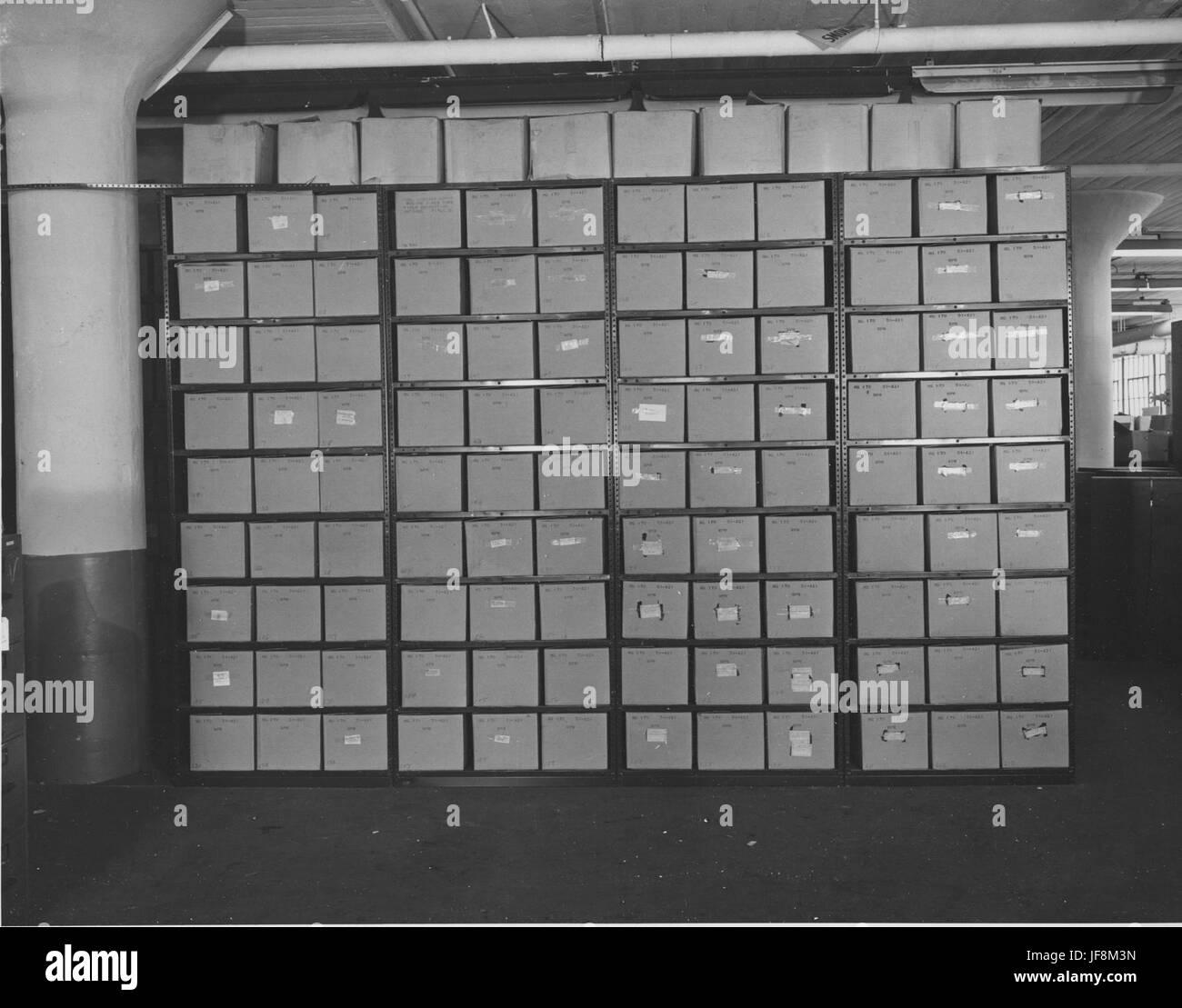 Photograph of Federal Records Center, Annex 3, Alexandria, Virginia, for 35261124892 o Stock Photo
