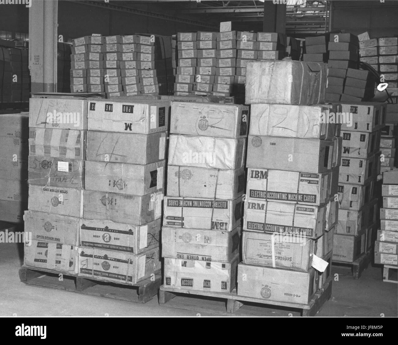 Photograph of Federal Records Center, Alexandria, Virginia 35265157285 o Stock Photo