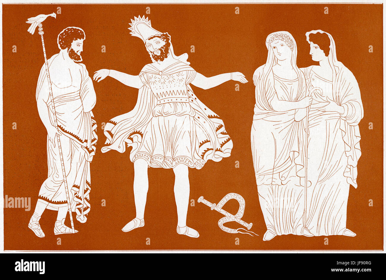 role of tiresias in oedipus rex