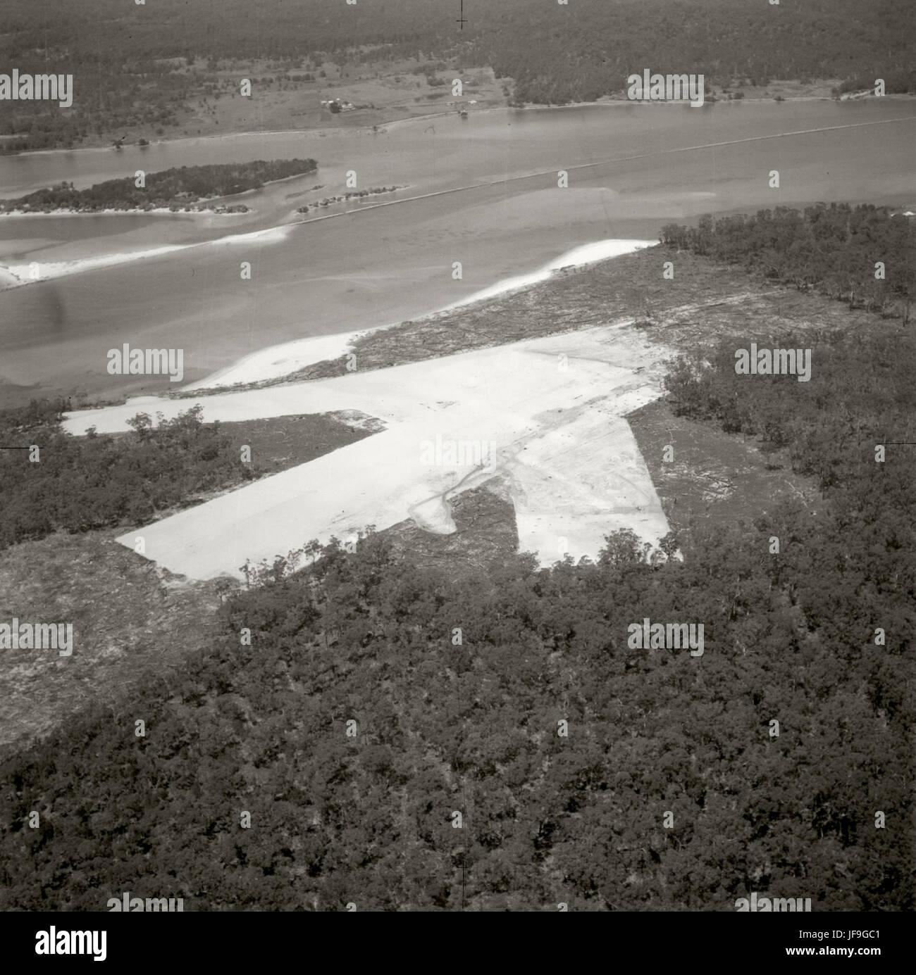 Moruya Landing Ground - 17 Nov 1937 30129210466 o - Stock Image
