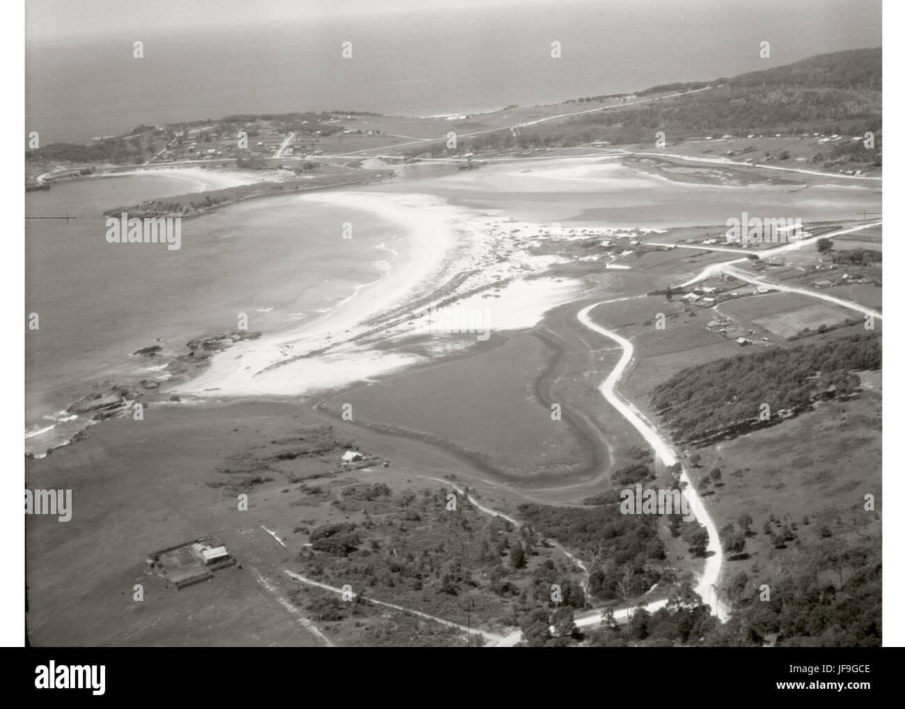 Moruya Landing Ground - 17 Nov 1937 30079604221 o - Stock Image