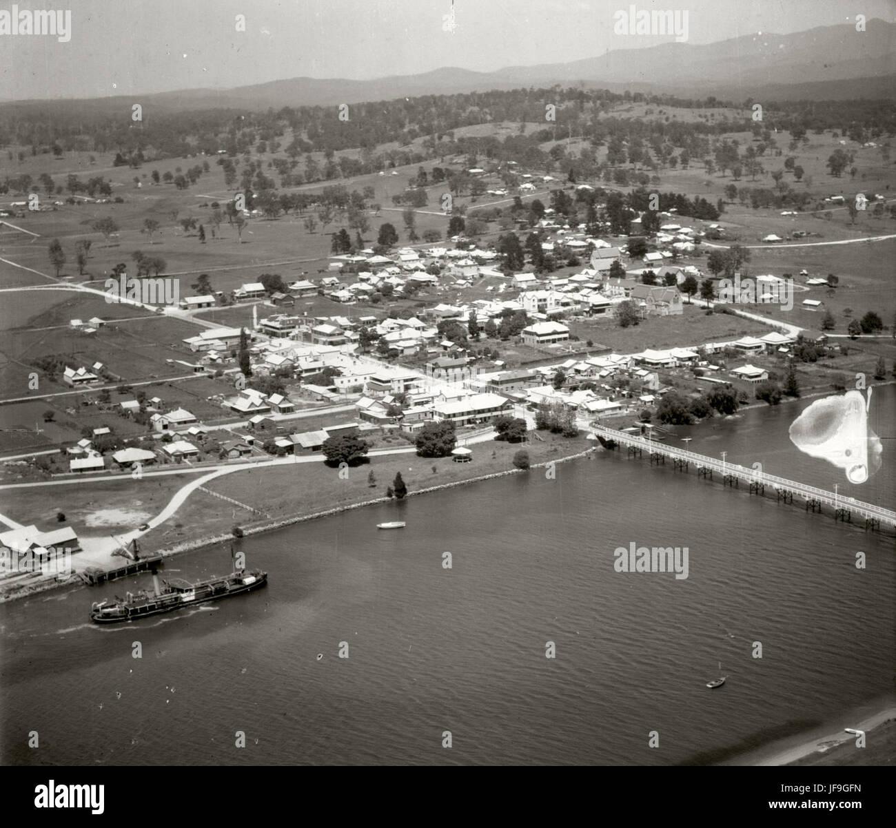 Moruya - 17 Nov 1937 30129259826 o - Stock Image