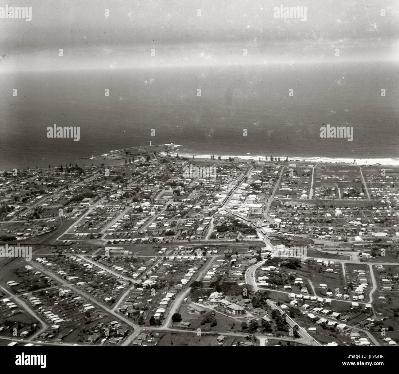 Wollongong - 26 Nov 1937 29642486404 o - Stock Image
