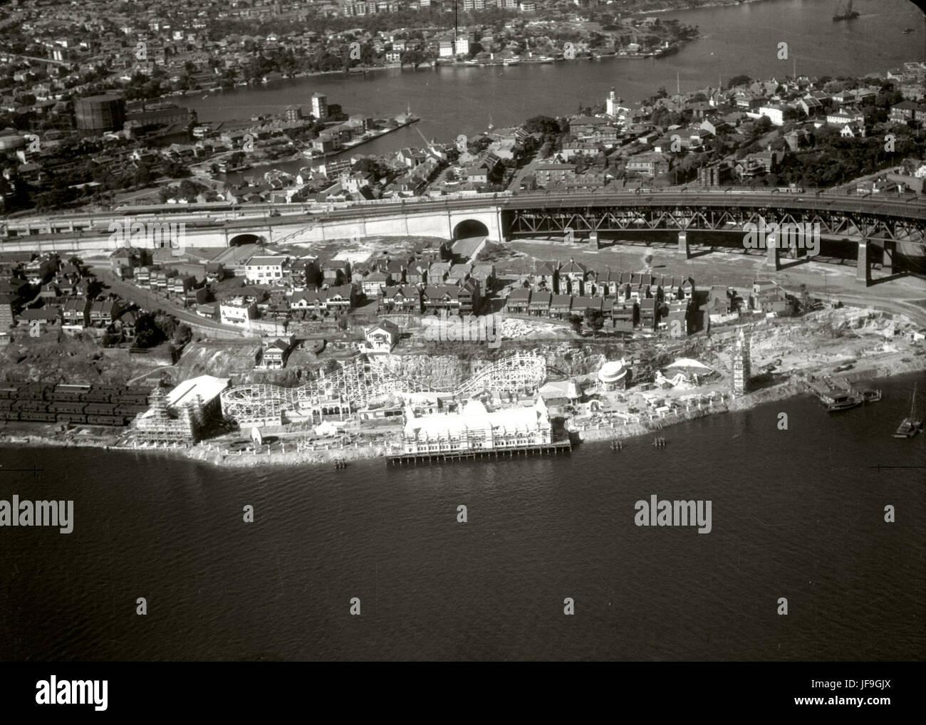 Luna Park - 1937 29867848700 o - Stock Image