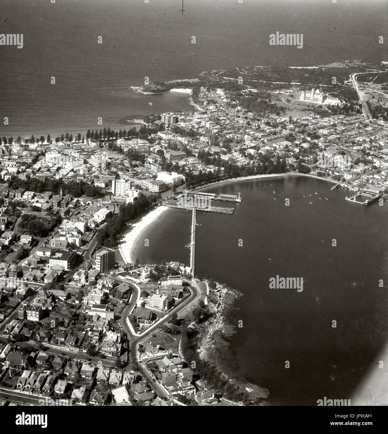 Manly - 19 Sept 1935 29868022050 o - Stock Image