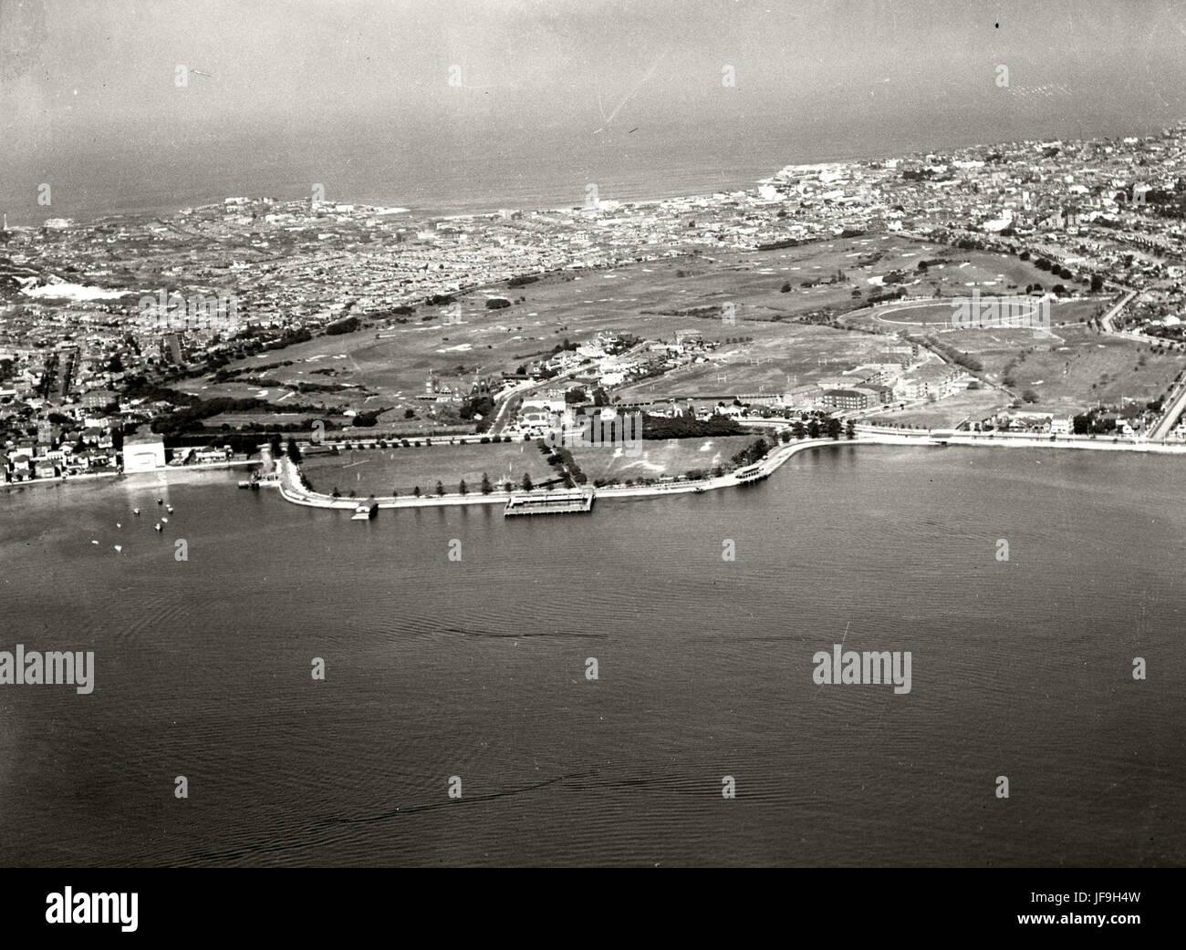 Lyne Park Rose Bay - 27 July 1937 30163423975 o - Stock Image