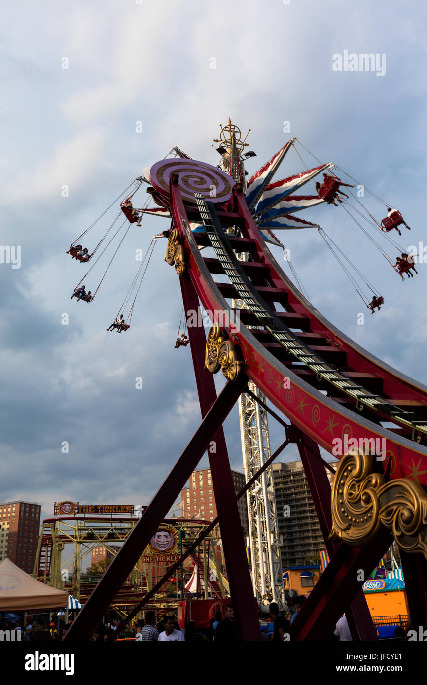 Coney Island, NYC - Stock Image