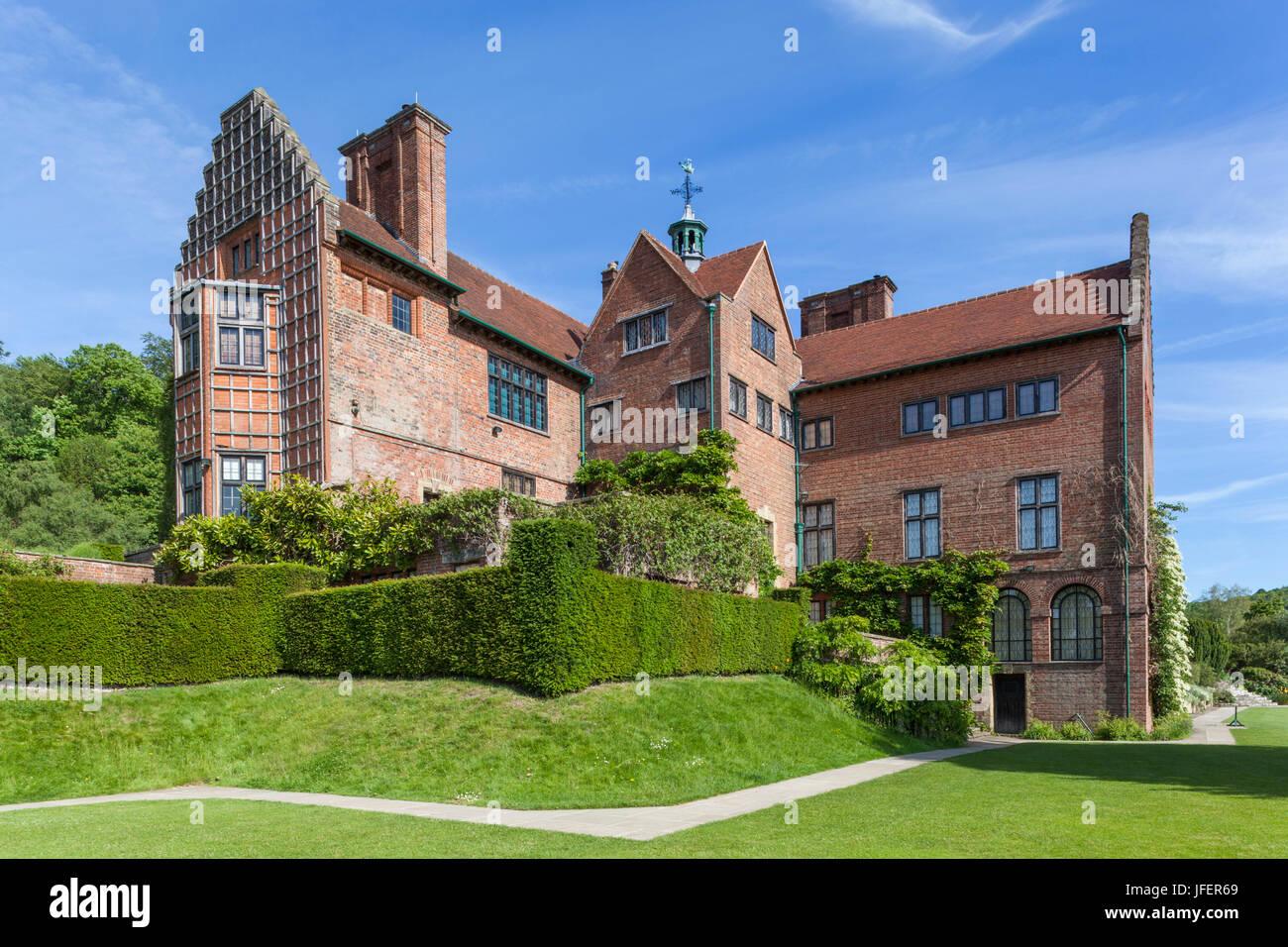 England, Kent, Westerham, Chartwell House, Winston Churchill's Home - Stock Image