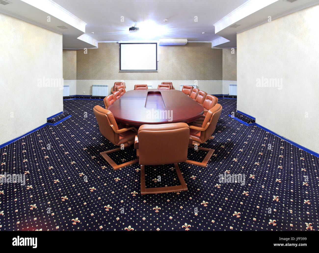 Room for negotiation - Stock Image