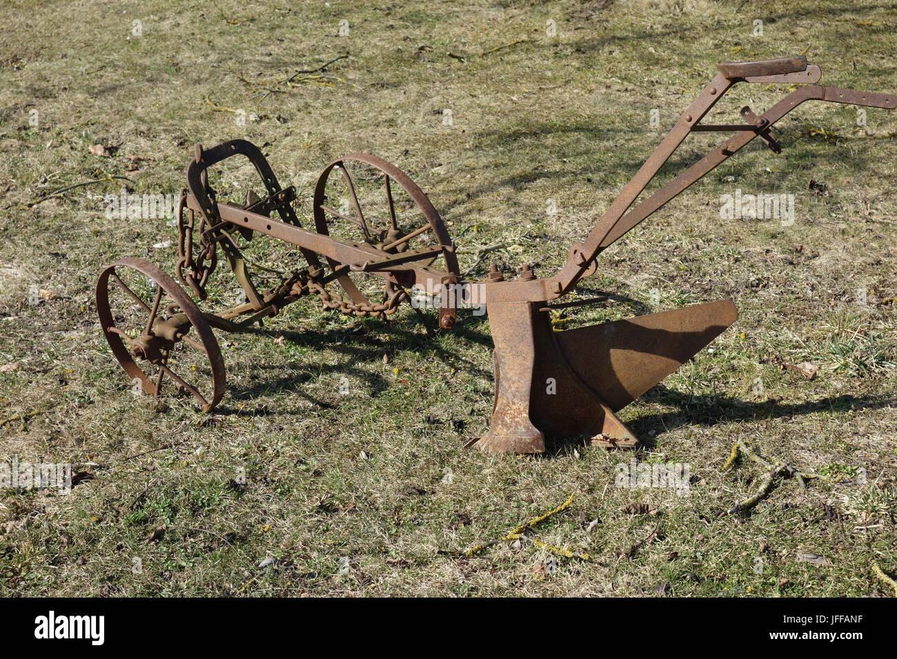 Iron-Plough