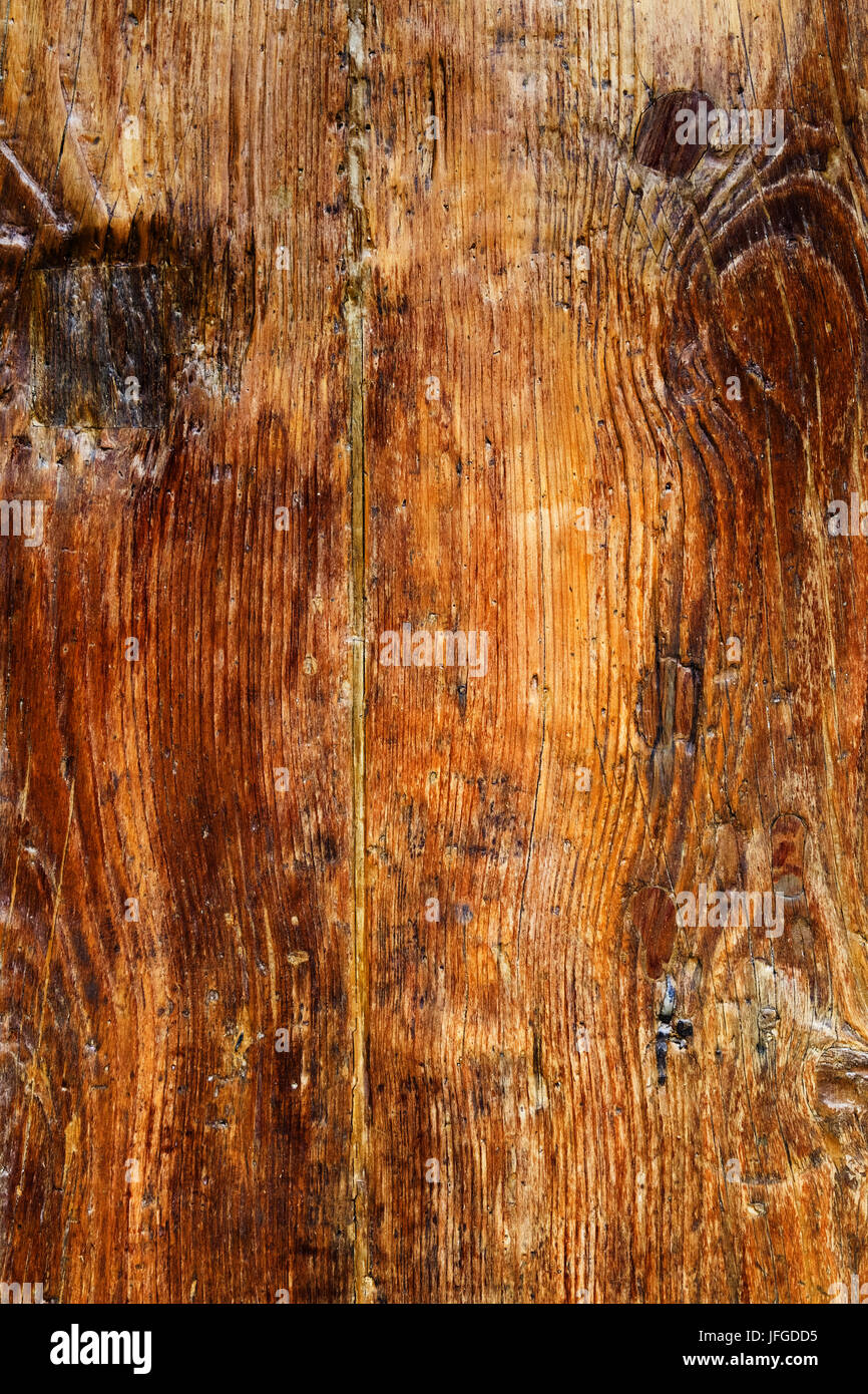 old wood - Stock Image
