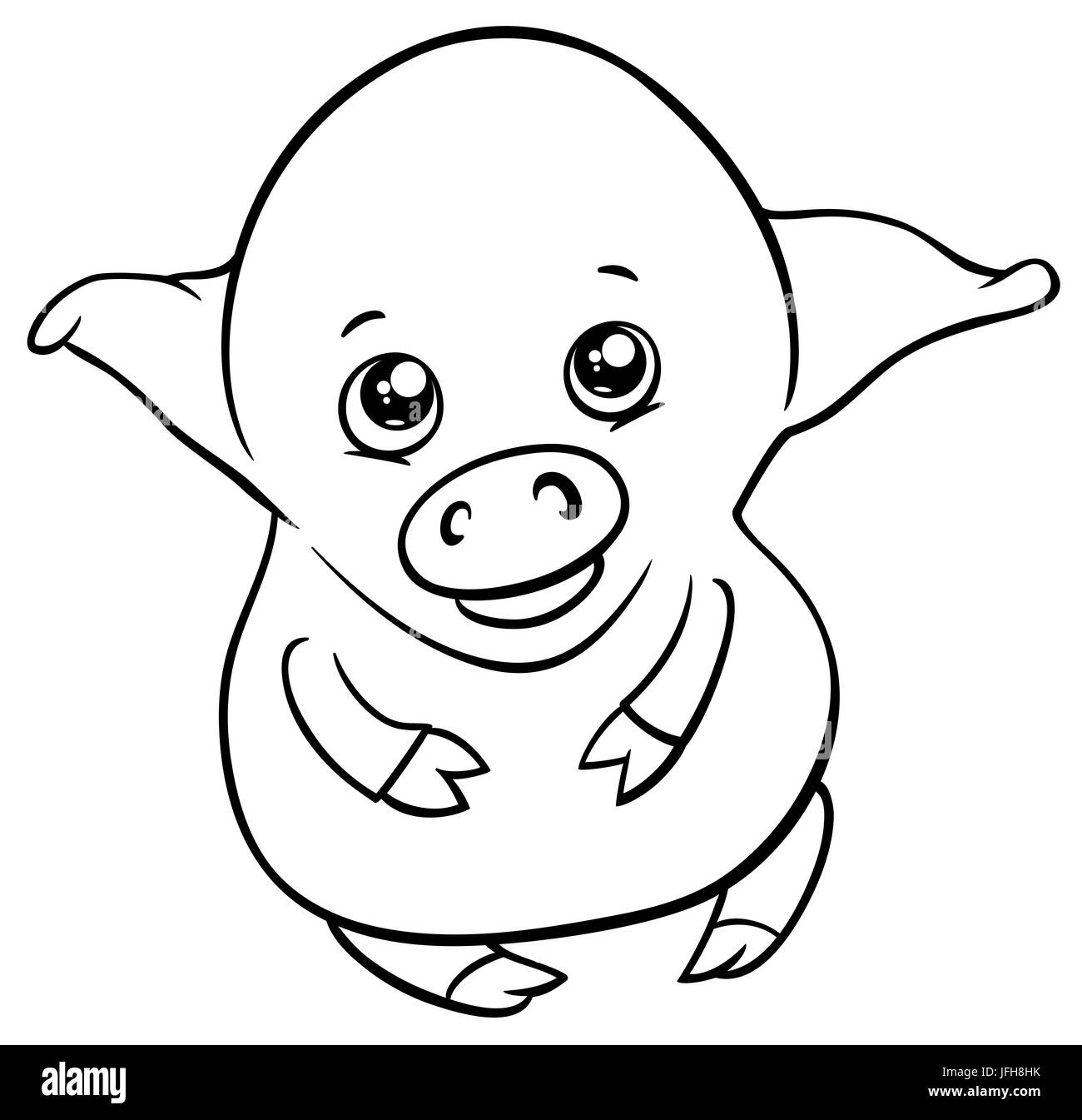 cute piglet coloring pages.html