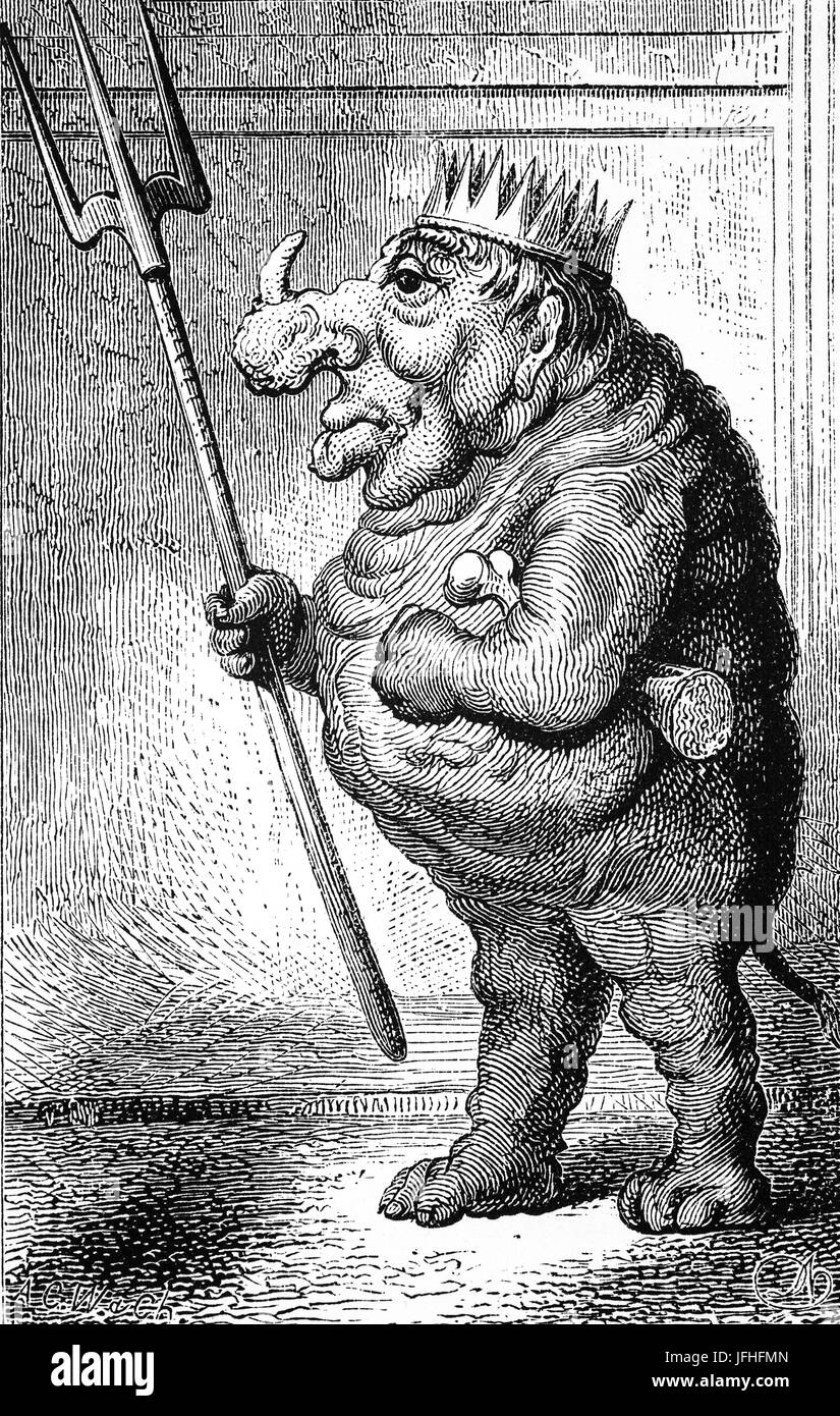 1879 Possibly Momos The Personification Of Satire And Mockery In