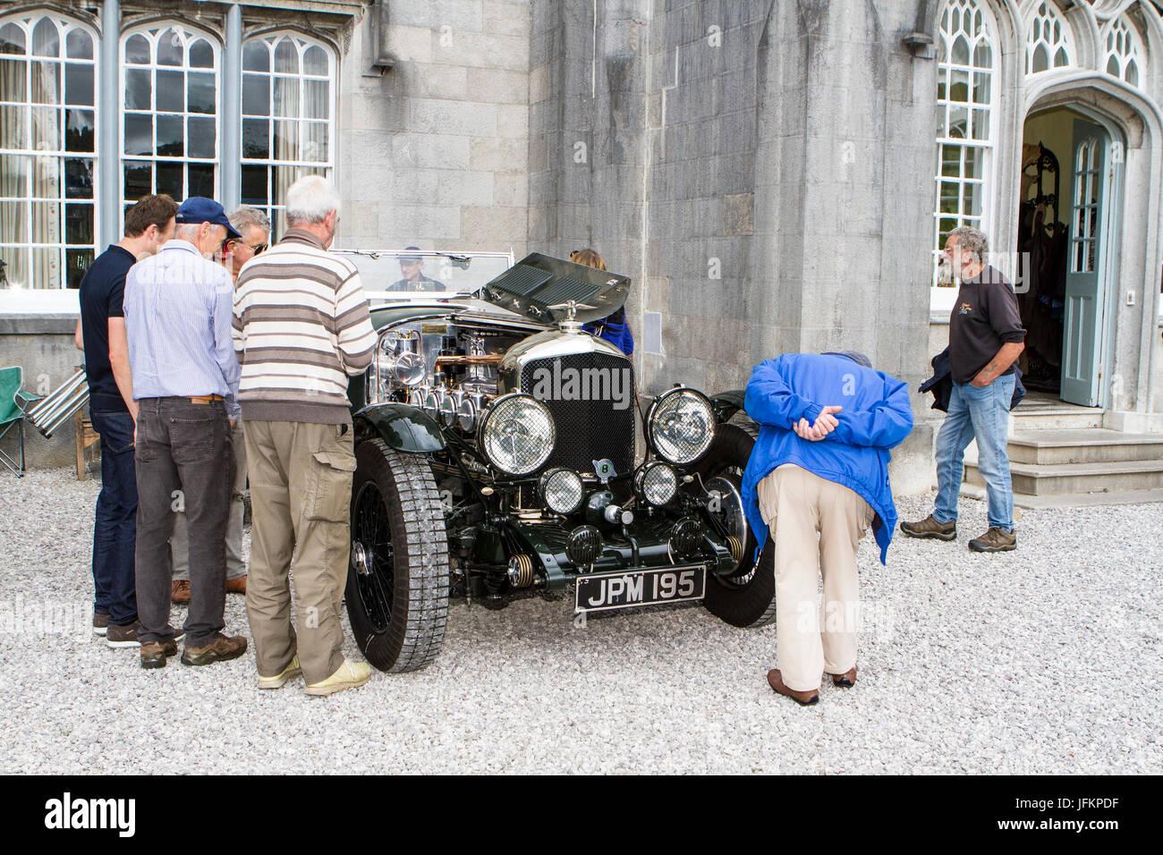 British Vintage Car Shows Stock Photos Amp British Vintage