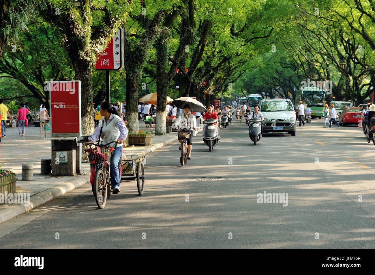 China, Guangxi Province, Guilin Stock Photo