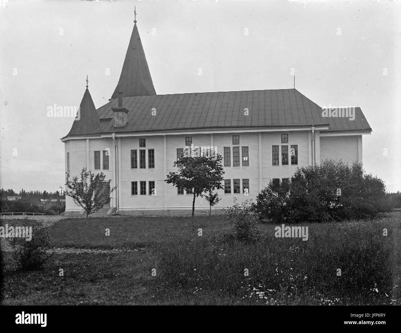 Byske-Fllfors frsamling - Fllfors kyrka - unam.net