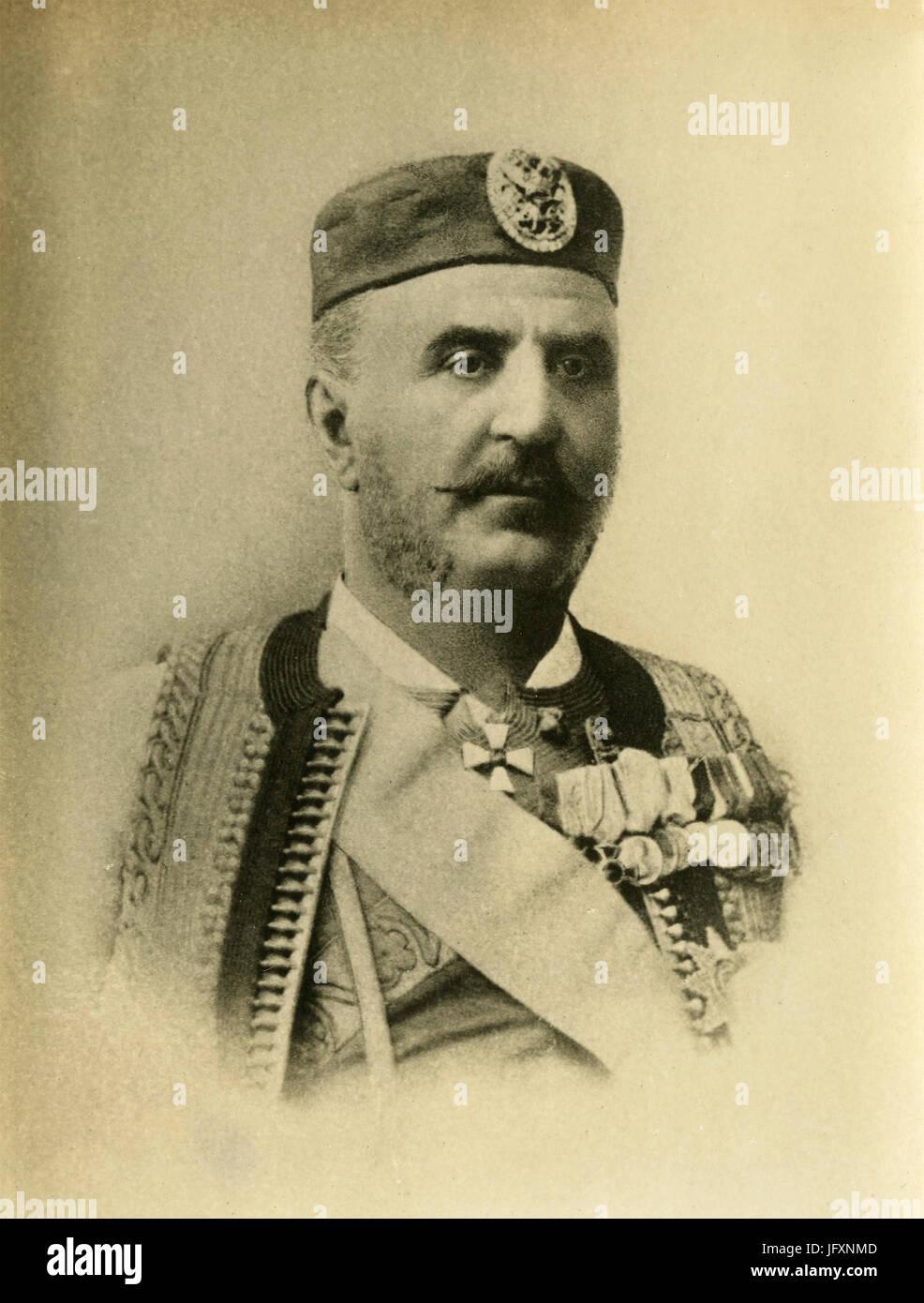 Nicholas I of Montenegro crown prince