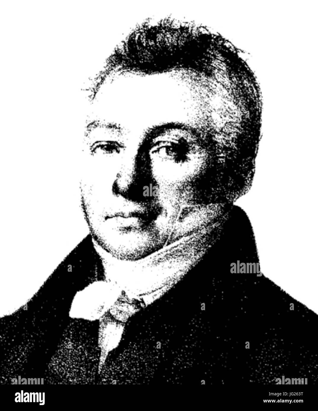 Jacques Salbigoton Quesné Stock Photo