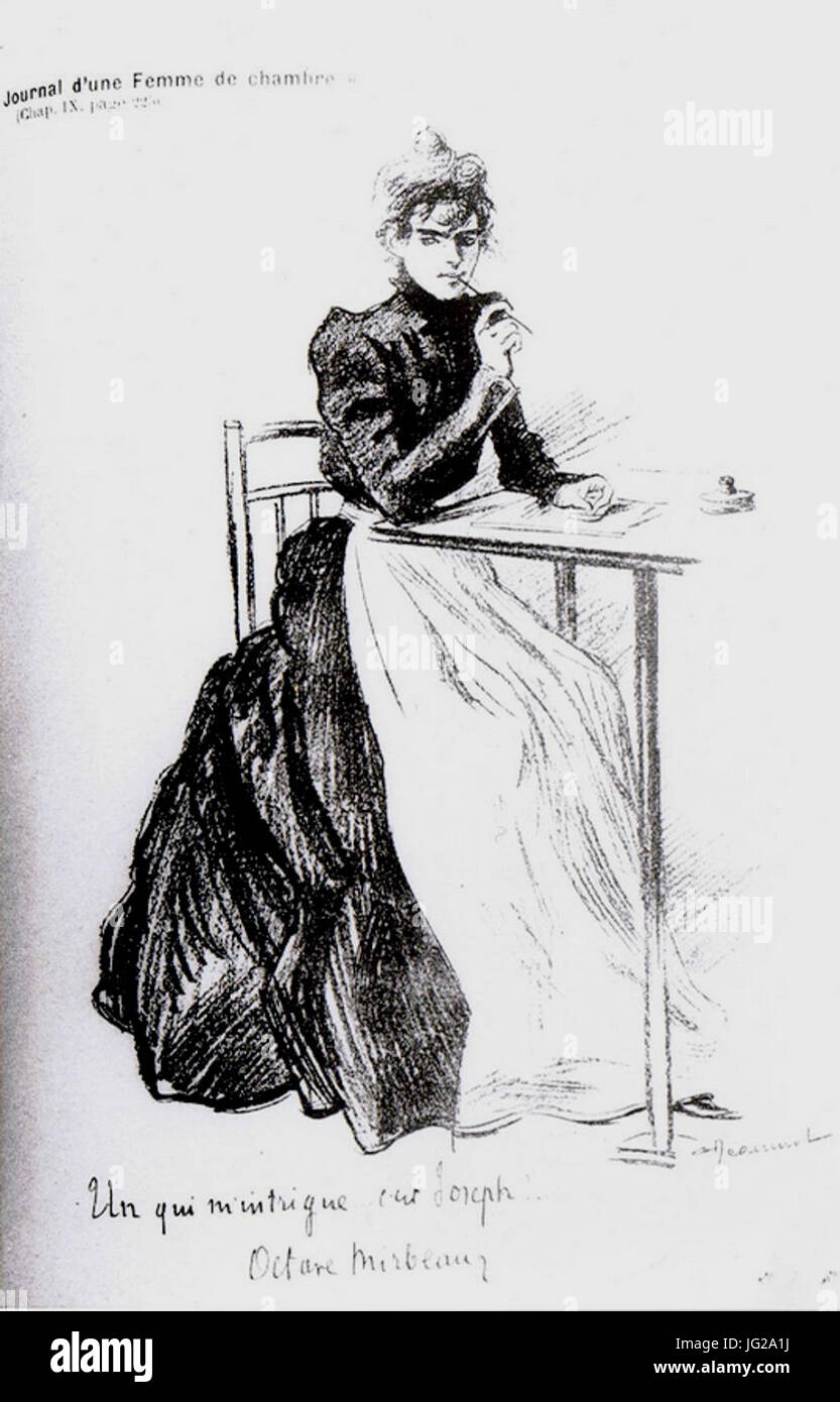 Jeanniot Célestine - Stock Image