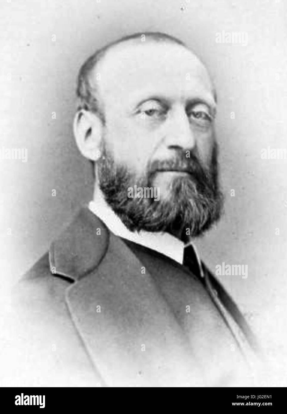 Joseph-Henri Altès by Pierre Petit - Stock Image