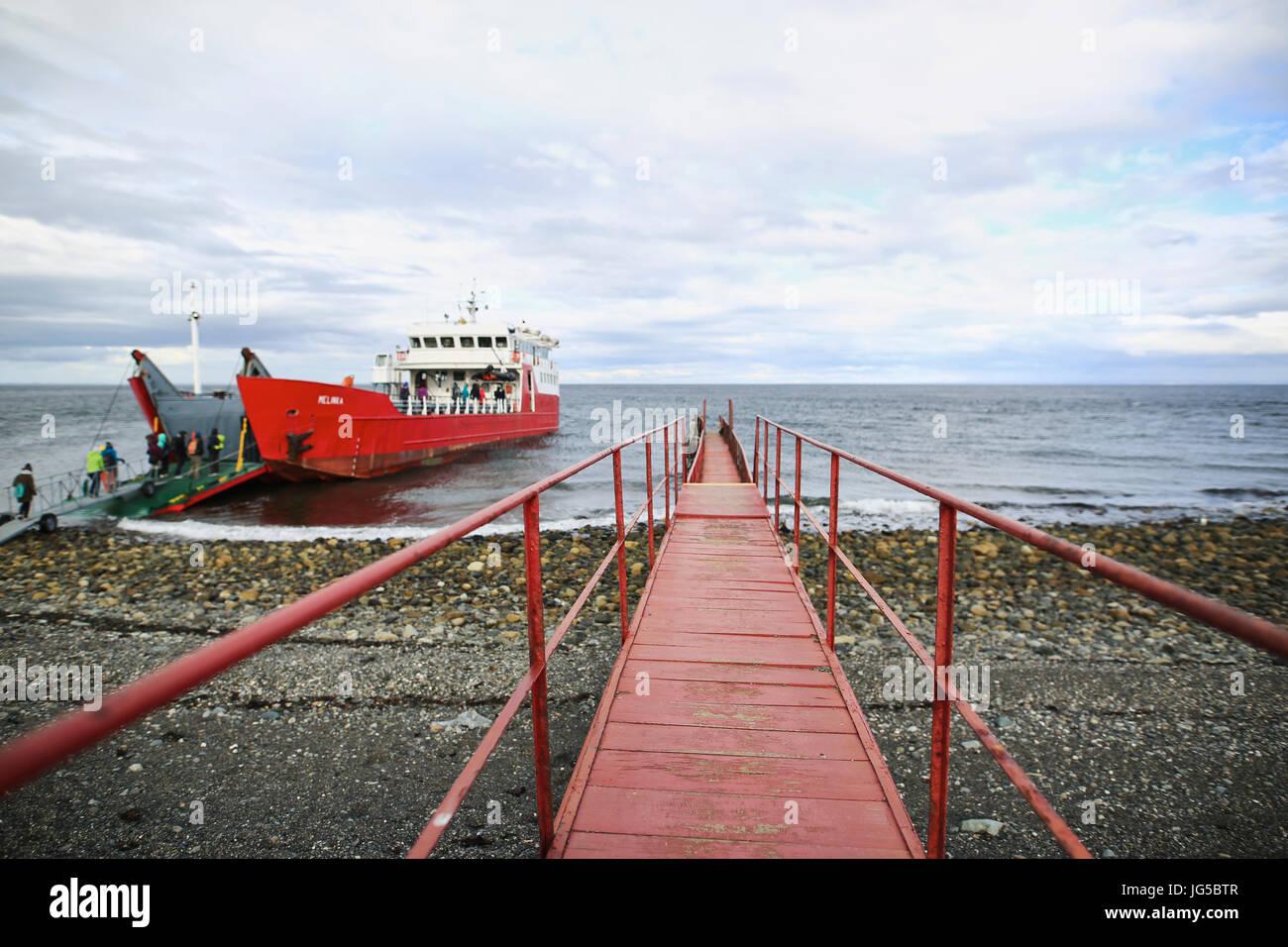 500px Photo ID: 190522811 - Isla Magdalena, Patagonia, Chile ©2016 Davide Marzotto - Stock Image