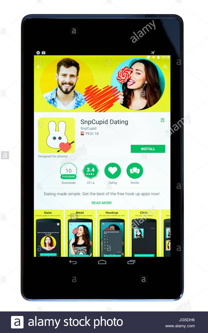 Chat dating apps voor Android snelheid dating DataSet
