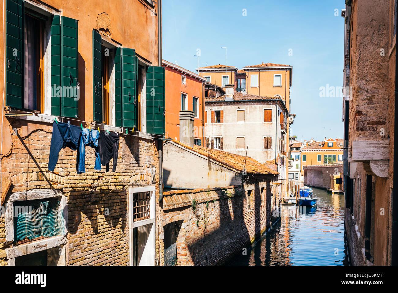 Traveling around Italy, Europe - Stock Image