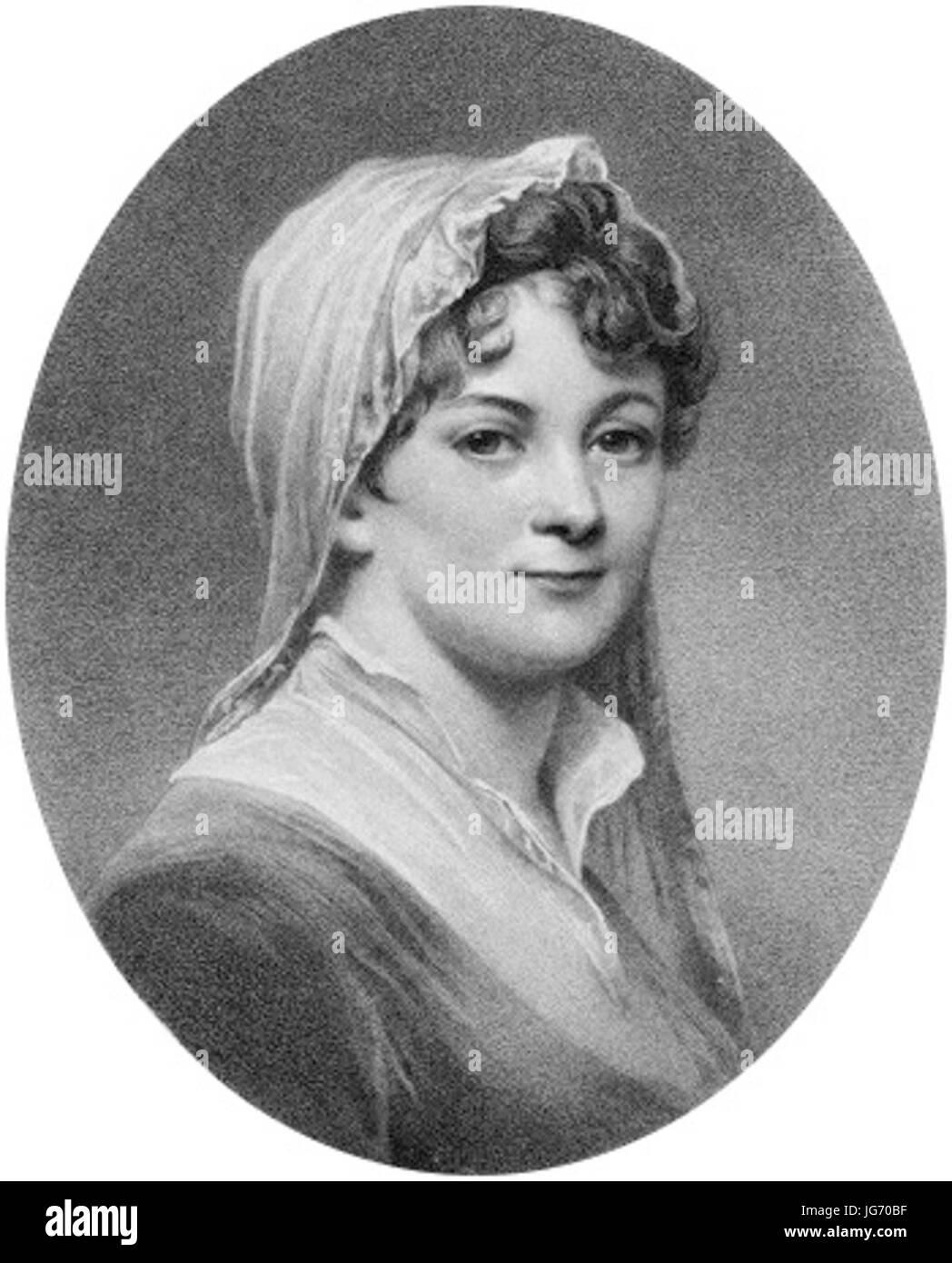 Sarah Trimmer by Richard James Lane 28cropped29 - Stock Image