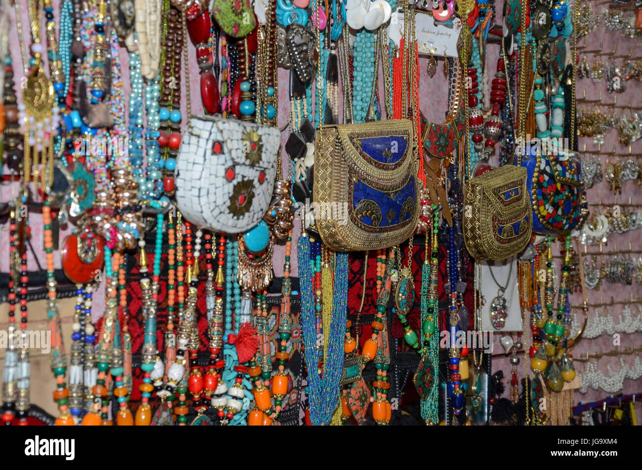 Pakistani Handicrafts Stock Photo 147735956 Alamy