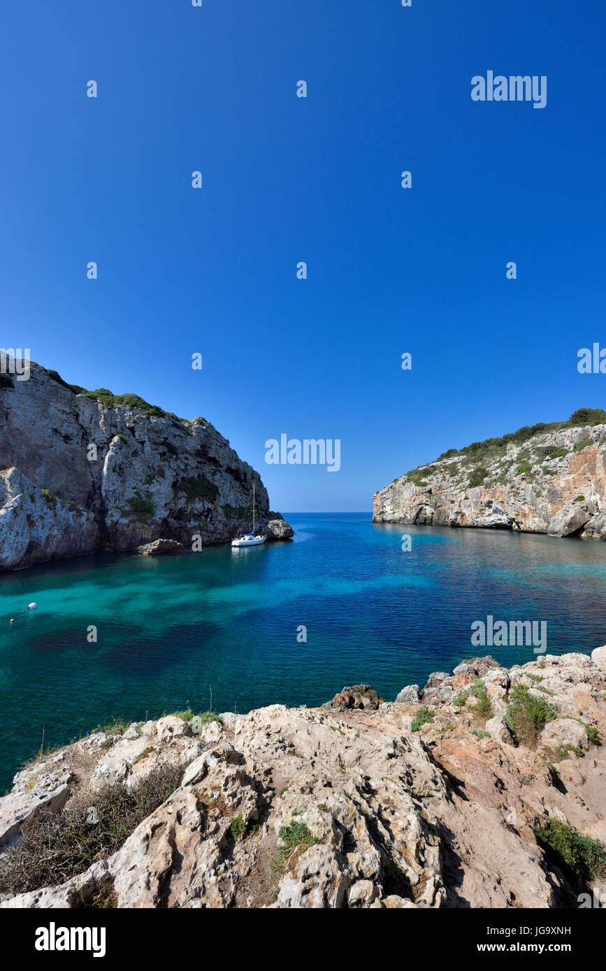 Cales Coves - Stock Image