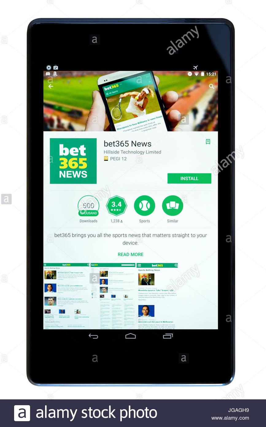 Bet365 Group Ltd Stock Photos & Bet365 Group Ltd Stock
