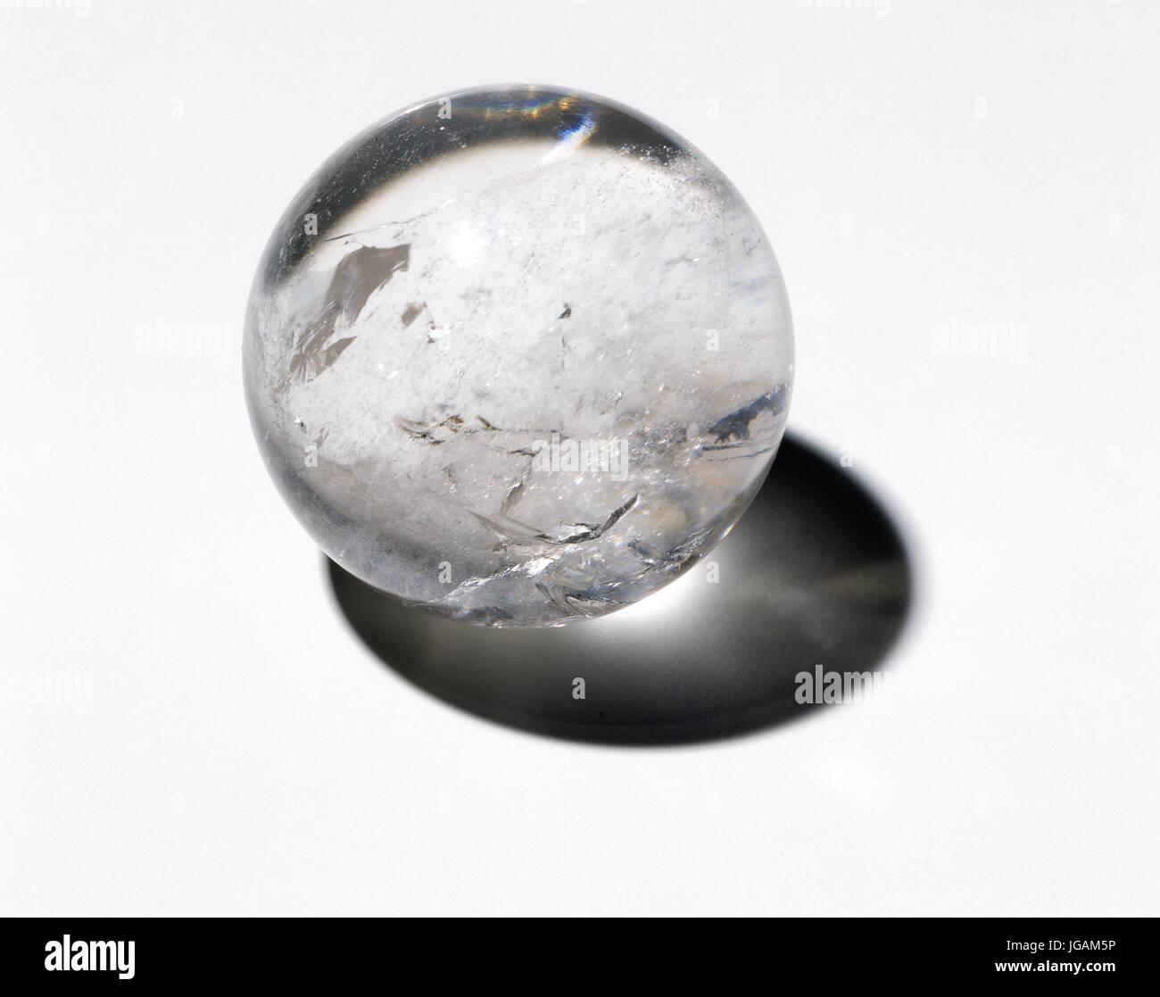 Crystal Ball - Stock Image