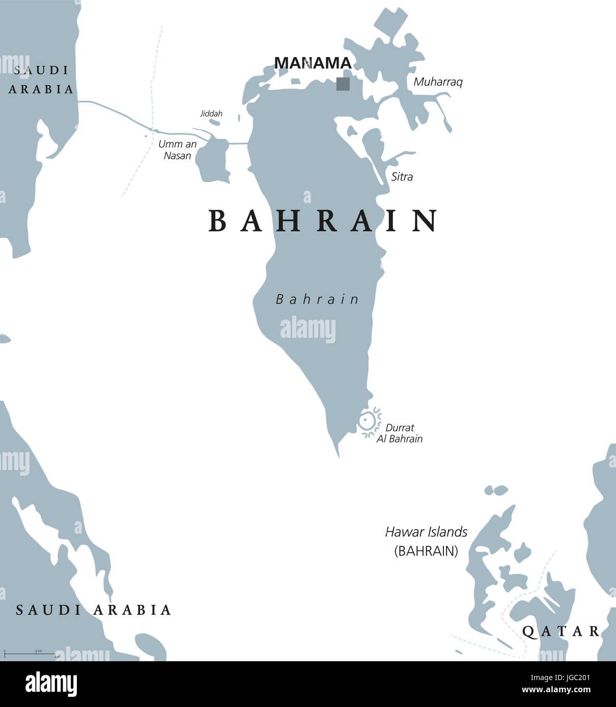 Persian Gulf Map Stock Photos & Persian Gulf Map Stock Images - Alamy