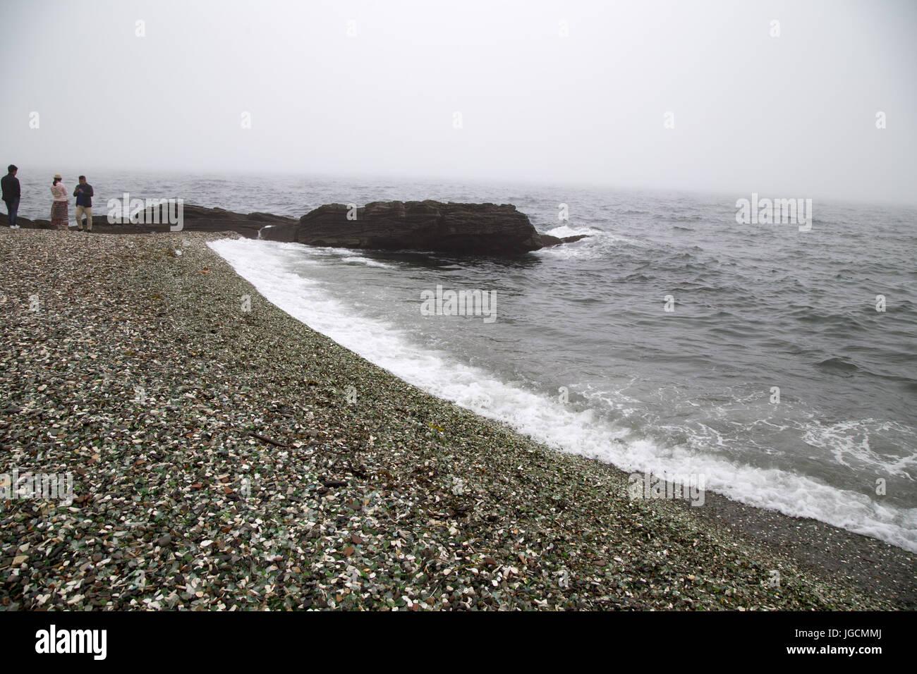 Vladivostok, Vladivostok, China. 6th July, 2017. Vladivostok, Russia -June 29 2017: (EDITORIAL USE ONLY. CHINA OUT) - Stock Image