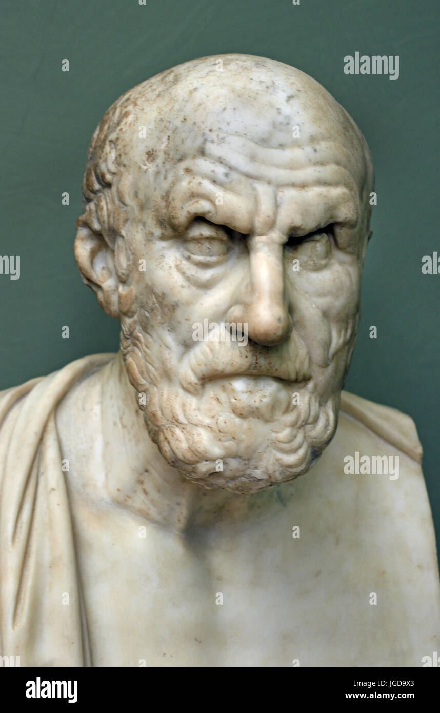 Chrysippus of Soli 279 – c. 206 BC Greek Stoic philosopher. He was a native of Soli, Cilicia, but moved to Athens - Stock Image